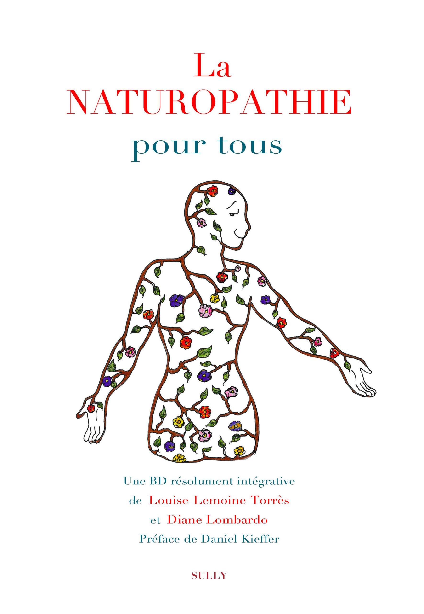 BD La NATUROPATHIE pour tous - éditions Sully